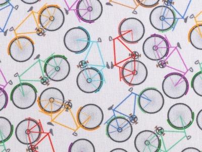 05m BW Kim Fahrrad Bicycle weiß