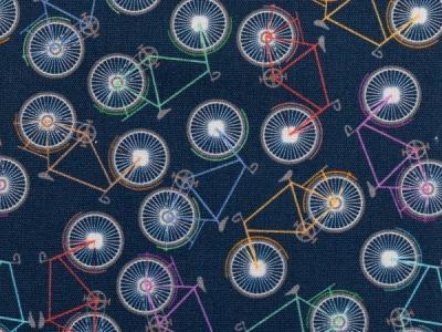 05m BW Kim Fahrrad Bicycle jeansblau