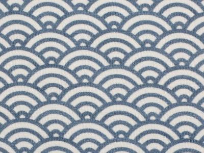 05m Jersey THEO Muscheldesign rauch blau