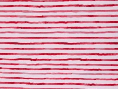 05m Jersey Ocean Breeze Streifen rot