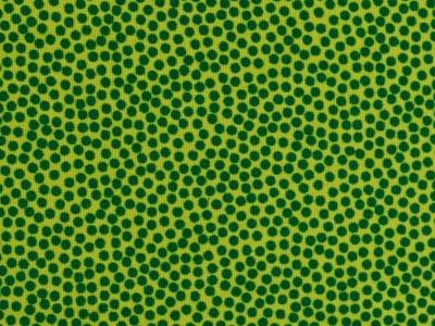 05m BW Dotty Punkte mm lime