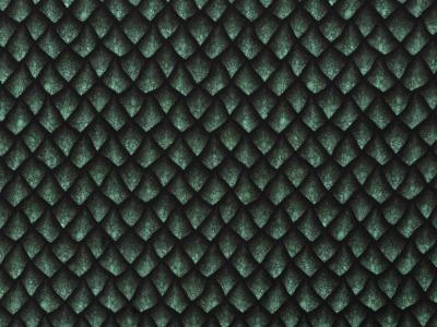 05m Jersey Drogon mit Drachenschuppen smaragd