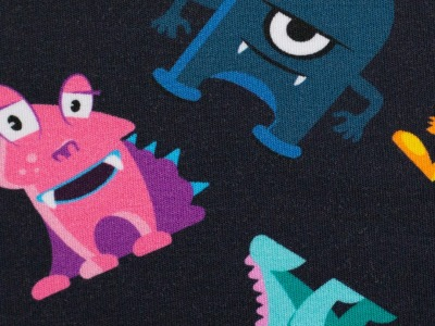 05m Interlock Jersey JULIUS Monster dunkelblau