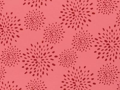 05m Jersey Veronika Flowers koralle weitere