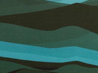 05m Nano Softshell Wavy Stripes by