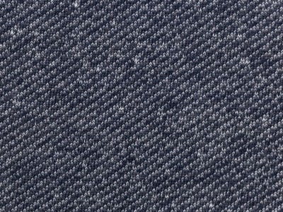 05m Piet Sweat angeraut Jeansoptik jeansblau