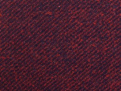 05m Piet Sweat angeraut Jeansoptik dunkelblau/rot