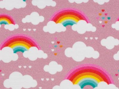 05m BW Toni Regenbogen Rainbow dusty