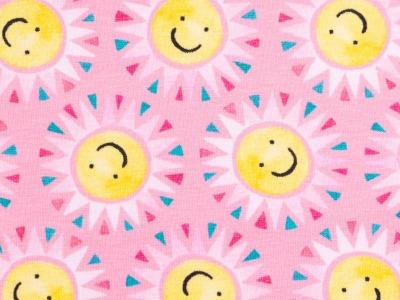 05m Jersey Sun Lemon Sonnen rosa