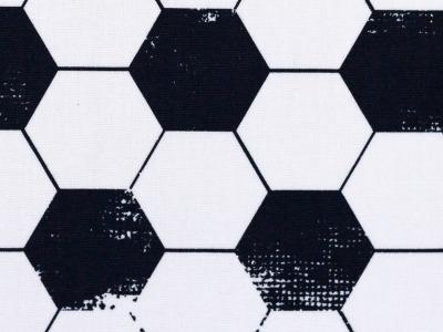 05m BW Kim Fußball Alloverprint schwarz