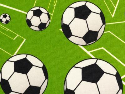 05m BW Kim Fußballfeld Bälle Fußball