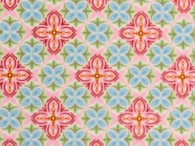 05m Baumwolle Julia by SwafingOrnamente rosa