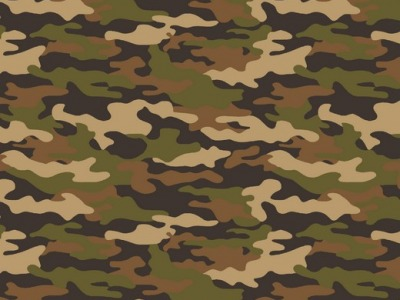05m BW Army Camouflage Oliv Grün