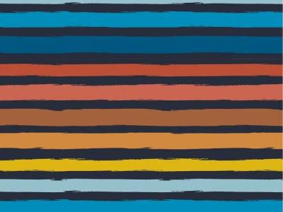05m Sweat French Terry Stripes Streifen
