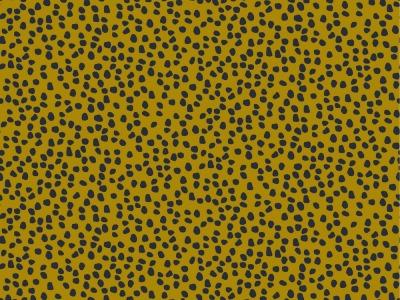 05m Canvas flecken ocker navy