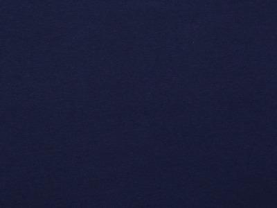 05m Jersey uni navy dunkelblau Auch