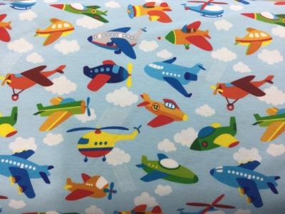 05m Jersey THEO Flugzeuge am Himmel