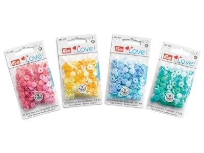 1Pck Color Snaps mini mm Prym