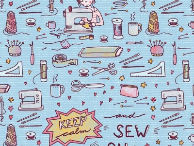 025m BW Sew on by susalabim