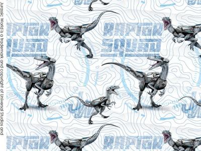 05m Jersey Jurassic World Raptor Squad