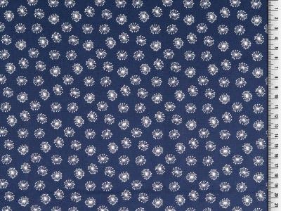 05m BW Pusteblume Dandelion klein navy