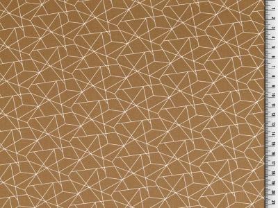 05m BW grafisches Muster Linien latte