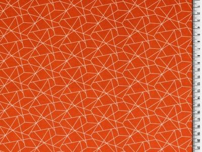 05m BW grafisches Muster Linien terra
