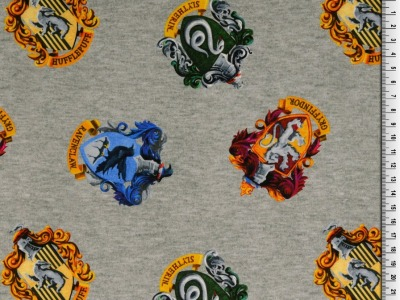 05m Jersey Harry Potter Wappen grau