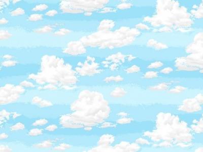05m BW Landscape Sky by The
