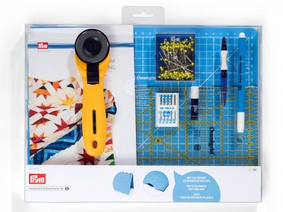 1Set Patchwork Quilting Starter Set Prym