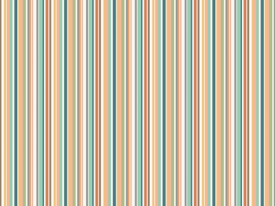 05m BW Jungle Friends Straigth Stripes