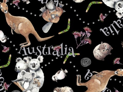 025m BW Kiwis Koalas Animal Toss