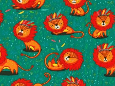 05m Jersey Lion Löwe von Fräulein