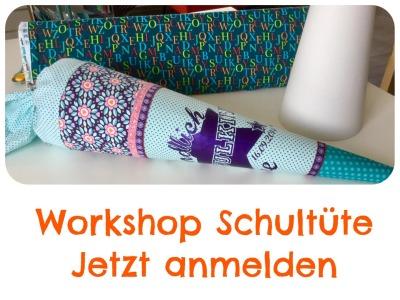 Workshop Schultüte - AUSGEBUCHT