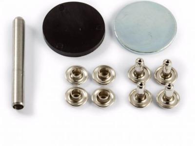 1Pck Prym Hohlnieten 9mm/4-6mm Höhe Inhalt