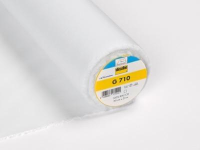 05m Gewebeeinlage H710 Vlieseline weiß