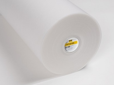 05m Style-Vil Vlieseline weiß