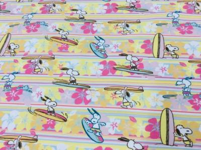 05m Jersey Snoopy Aloha Peanuts Surfer