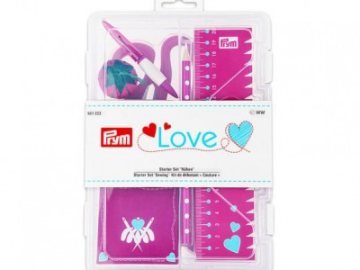 Prym Love Starter Box in Pink