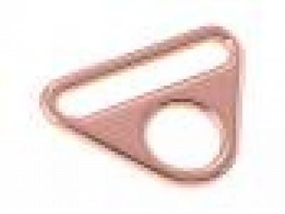1Stk O-Ring mit Steg mm roségold