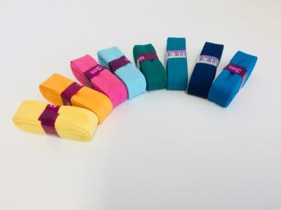 Angebot 5x3m Baumwollschrägband Uni 2cm keine