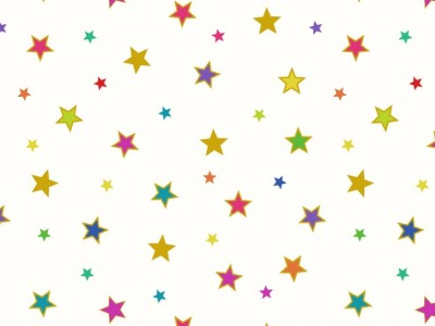 05m BW Bright stars with gold