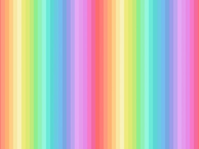 05m BW Rainbow pastel stripes digital