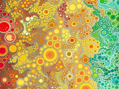 05m BW Effervescence Digital by Amelia