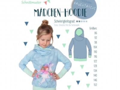 1Stk Mädchen-Hoodie Papier Schnittmuster by anninanni