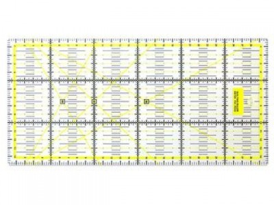 1Stk Patchwork Lineal 30 x 15