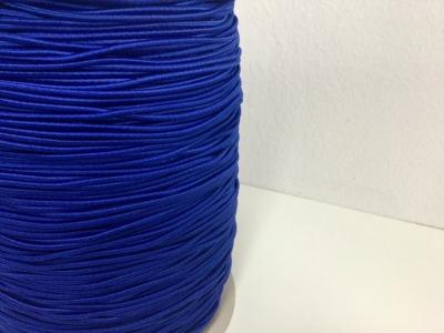 3m RUNDGUMMI 2 mm blau