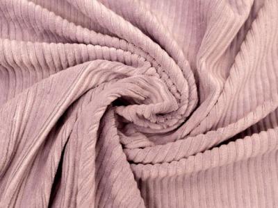 05m Breitcord Baumwolle dusty rose Reserviert