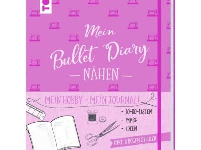 Bullet Diary Nähen: Mein Hobby mein