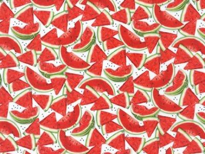 025m BW Watermelon by Mary Lake